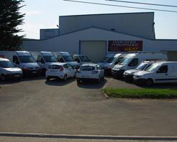 l'entreprise GEAY - Saint-Nazaire - L'entreprise